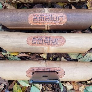 "Amalur ""Free Energy Sound System"" Amplificador Natural"