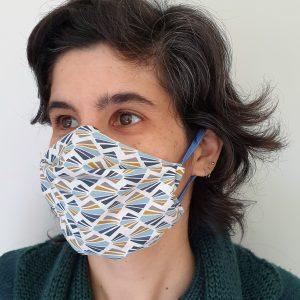 Máscara de Uso Social  Reutilizável