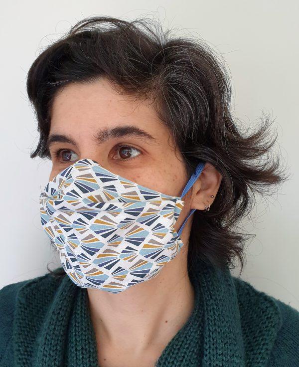 mascara protecção social adulto
