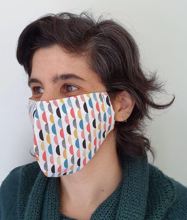 mascara de protecção social reutilizavel