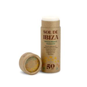 Protetor Solar Natural Sol de Ibiza – SPF 50