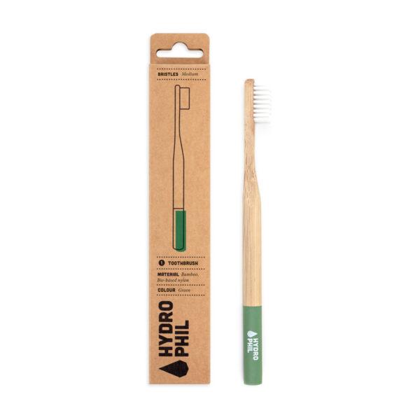escova dos dentes de bambu cabo verde