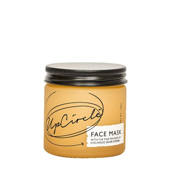 máscara facial vegan zero waste