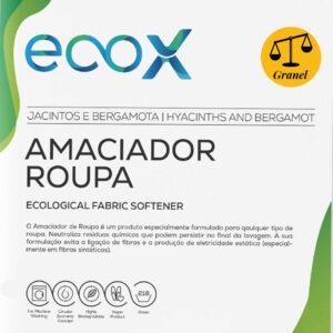 Amaciador para Roupa a Granel – EcoX