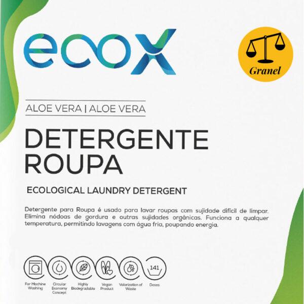 detergente para lavar roupa a granel