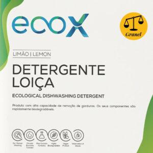 Detergente Máquina da Loiça EcoX – Granel