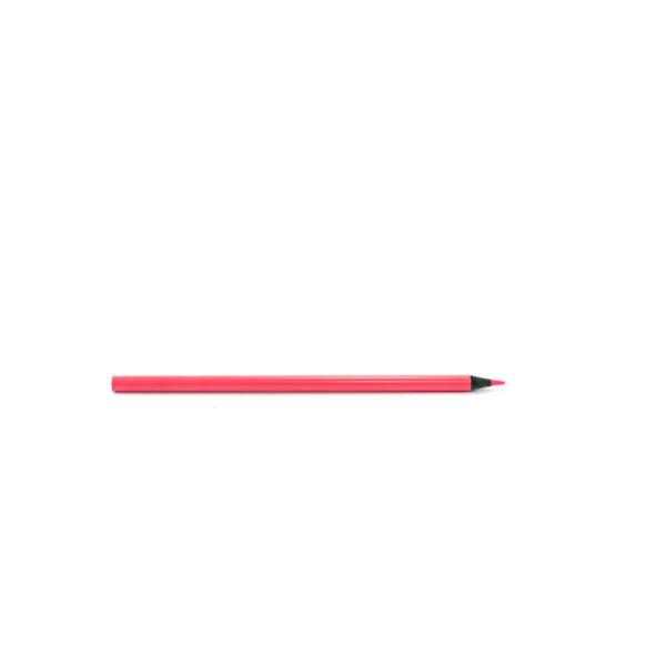 sublinhador fluorescente cor de rosa zero plastico